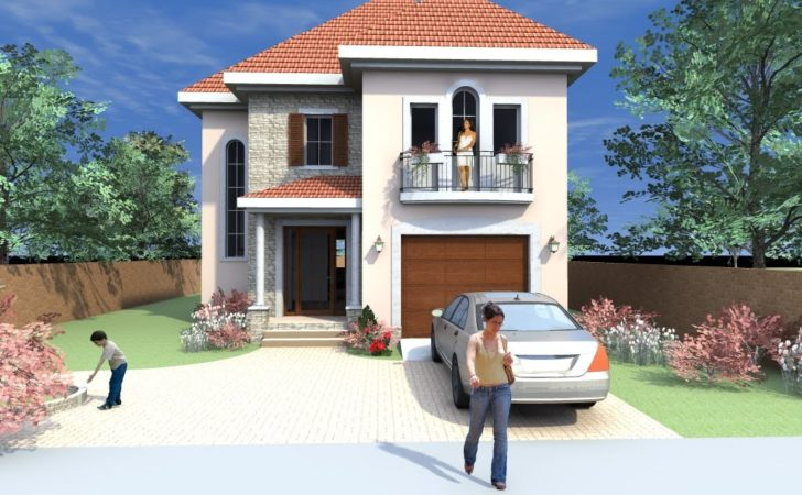 House Plans Storey Building Design Youtube