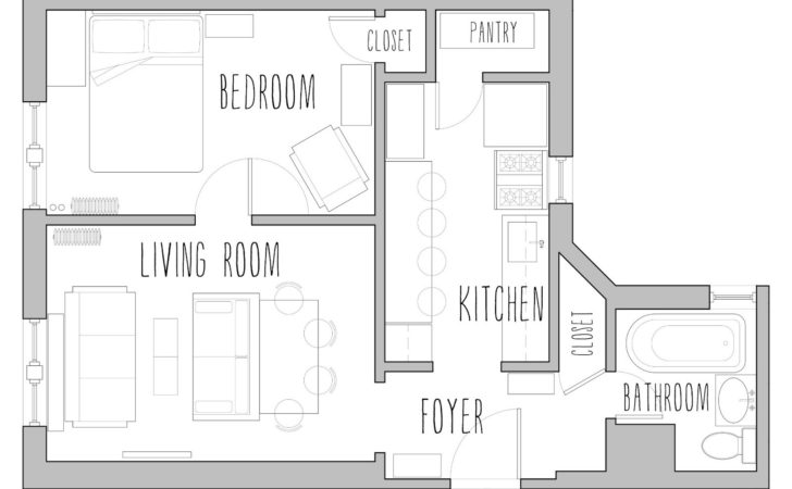 House Plans Under Square Feet Smalltowndjs