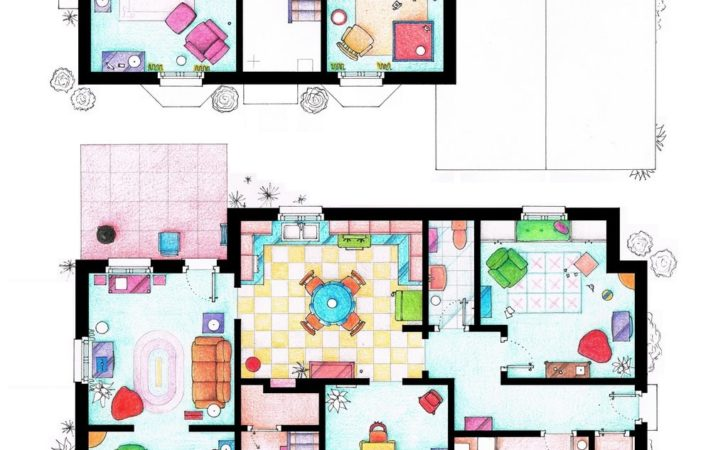 House Simpson Both Floorplans Nikneuk