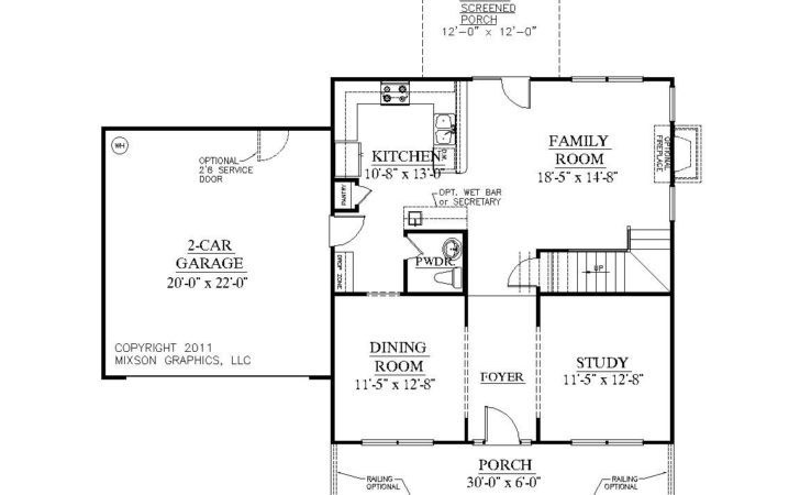 Houseplans Biz House Plan Hartwell