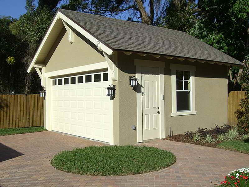 Ideas Detached Car Garage Plans