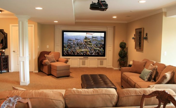 Ideas Finished Basements Home Remodeling