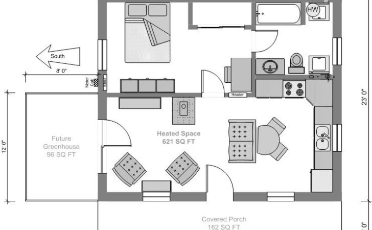 Impressive Micro Homes Plans Small Tiny House