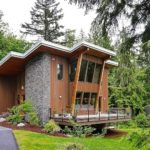 Impressive Modern Cottage Base Squak Mountain