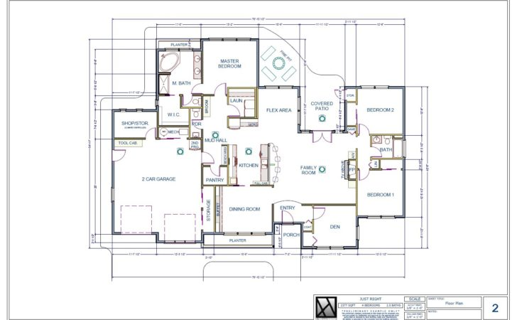 Incredible Examples Simple Floor Plans House