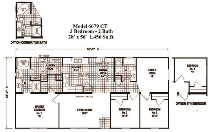 Index Skyline Homes Double Wide Floor Plans