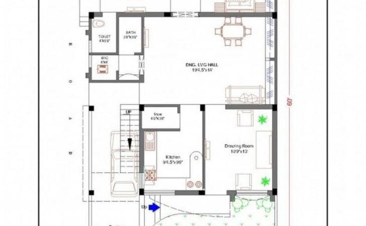 Indian Duplex House Plans Photos