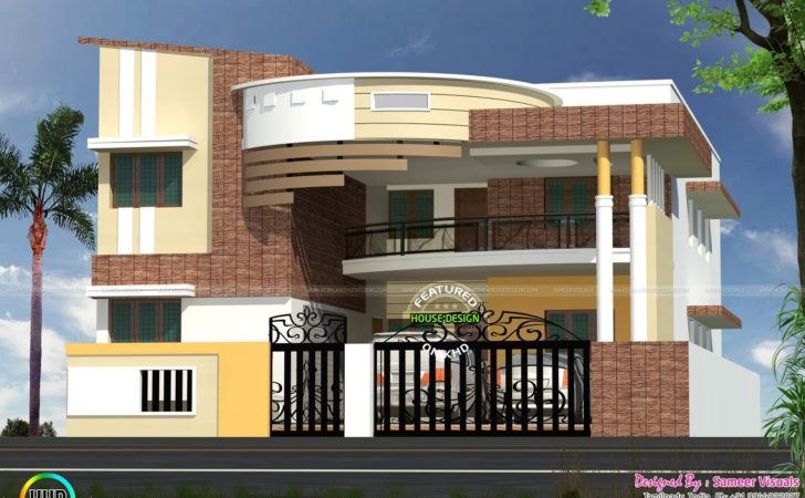 Indian Floor Plans Home Designs House