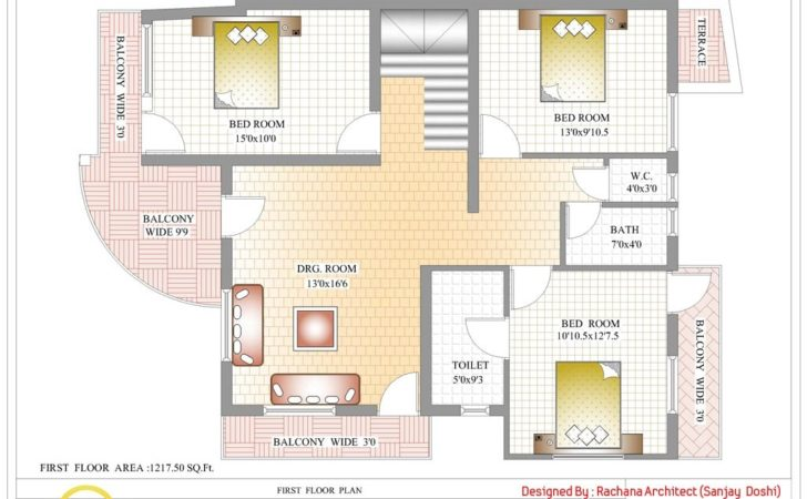 Indian Home Design House Plan