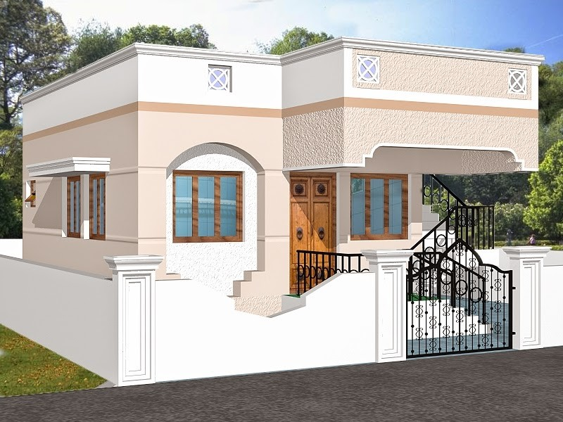 Indian Homes House Plans Designs