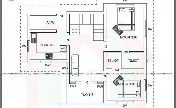 Indian House Plans Photos