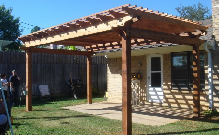Inside Out Living Pergola Build