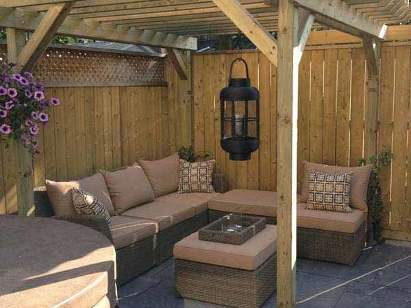 Inspiring Diy Backyard Pergola Ideas Enhance