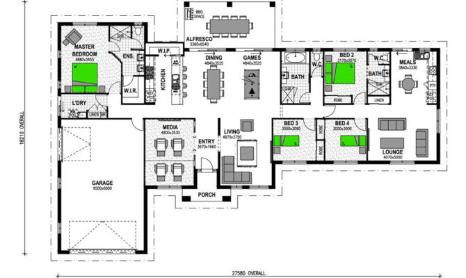 Inspiring House Plans Granny Flats Attached