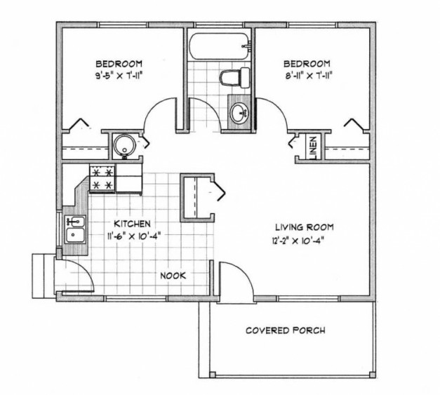Inspiring House Plans Square Foot Ranch