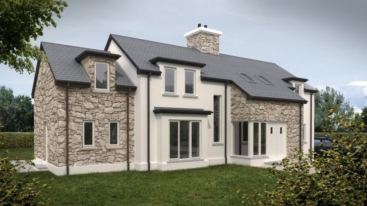 Inspiring New Build House Designs Plans
