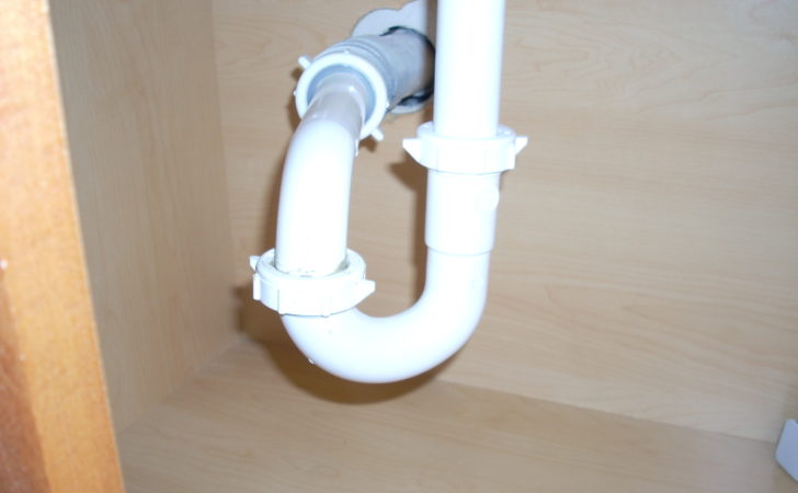 Install Sink Trap Ehow
