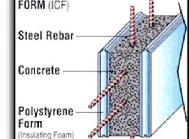 Insulated Concrete Forms Rapidly Gaining Popularity