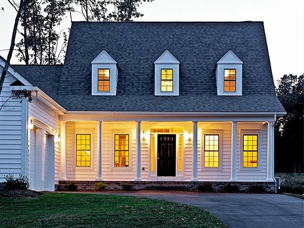 Insulation Your Cape Cod Style Home Standard
