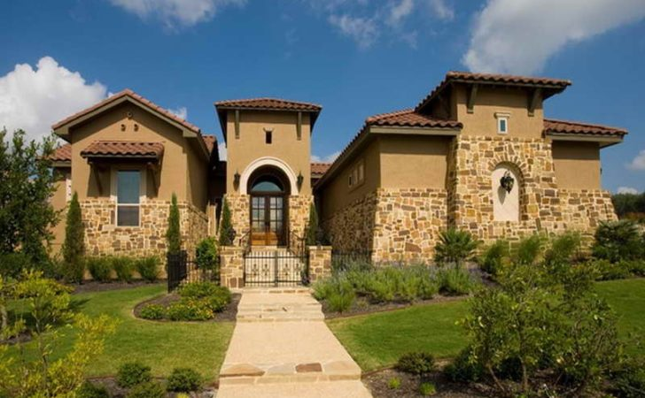 Interior Decoration Small House Tuscan Style Home