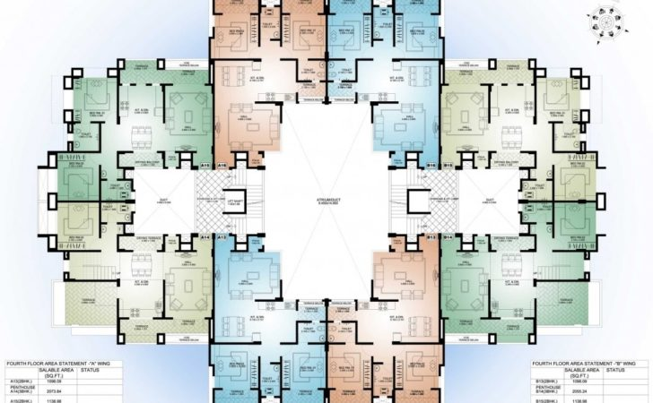 Interior Design Apartment Building Floor Plans