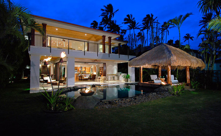Interior Design Home Beachfront House