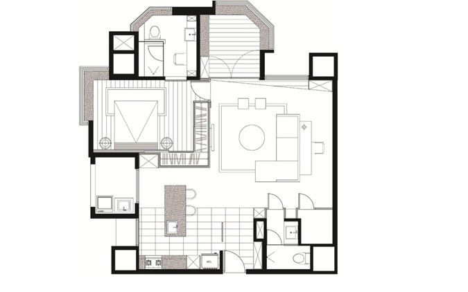 Interior Layout Plan Design Ideas
