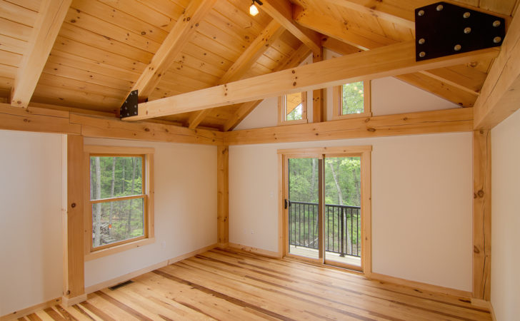 Introducing Our New Custom Timber Frame Home Product Line