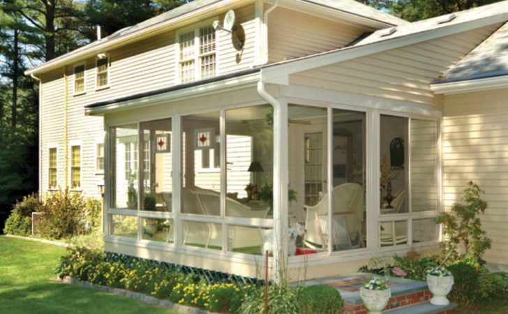 Inviting Porches Balconies Sunrooms Diy Deck
