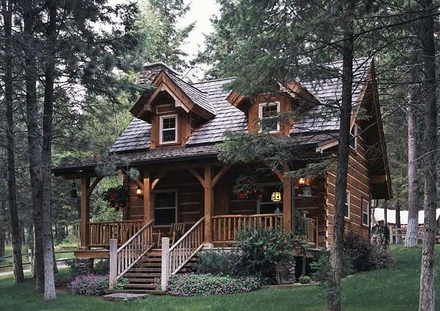 Jack Hanna Log Cabin Home Design Garden