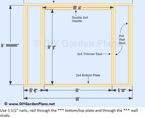 Jank Instant Get Build Shed Frames