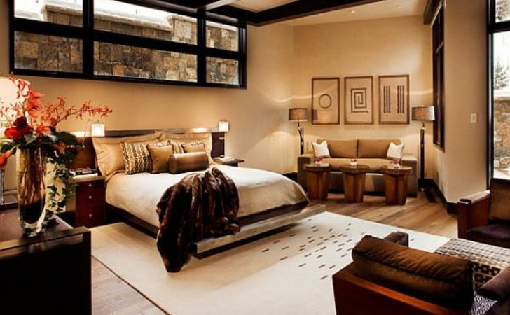 Japanese Style Landscaping Basement Master Bedroom Ideas