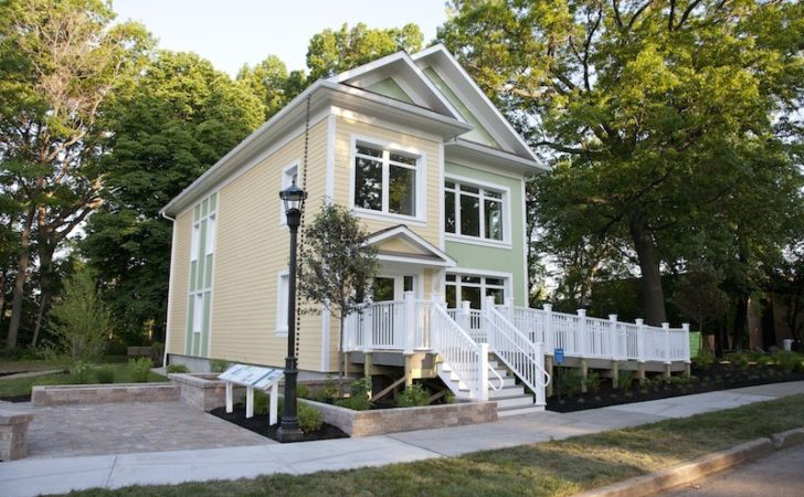 Jetson Green Traditional Style Passivhaus Built Ohio