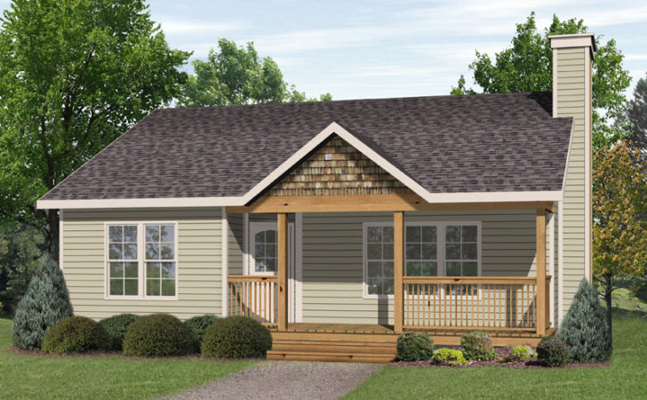 Julius Country Cabin Home Plan House Plans