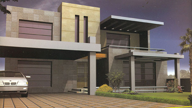 Kanal House Design Interior Exterior Plan Home