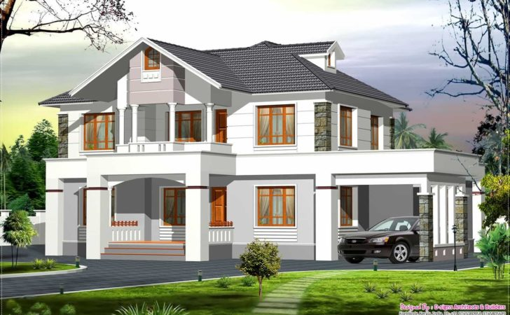 Kerala House Plans Estimate Lakhs