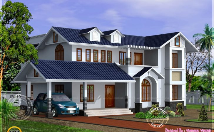 Kerala Style House Floor Plan Home Plans