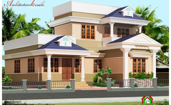 Kerala Style House Plan Architecture