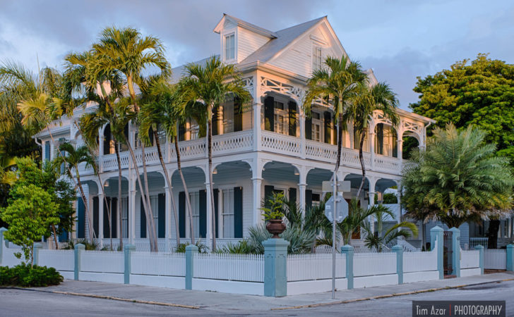 Key West Conch House Style