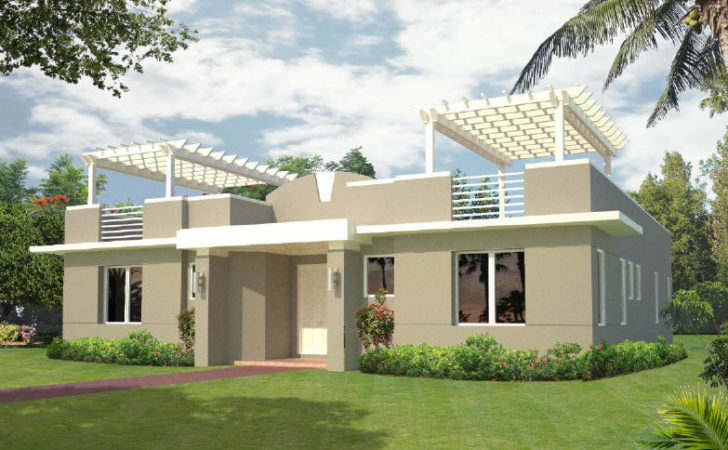 Key West Style House Plans
