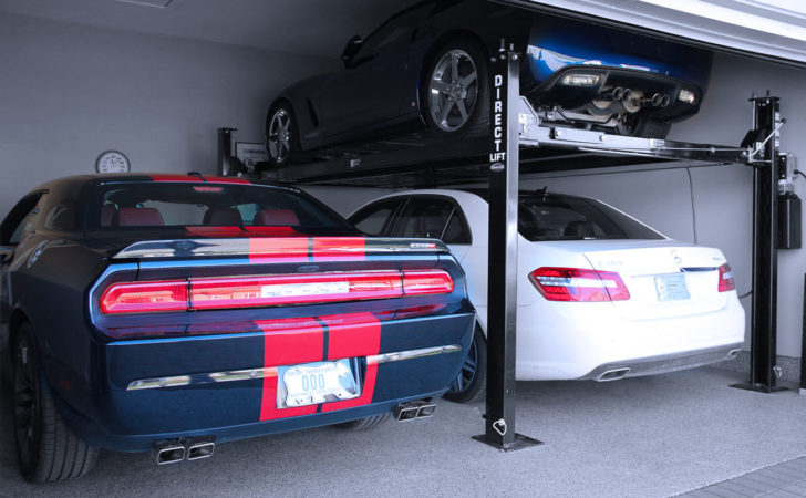 Know Car Lift Right Garage