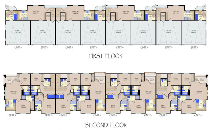 Kvh Design Group Rendering Unit Floor Plan Frompo
