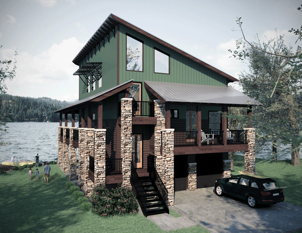 Lake Austin Bedrooms Baths House