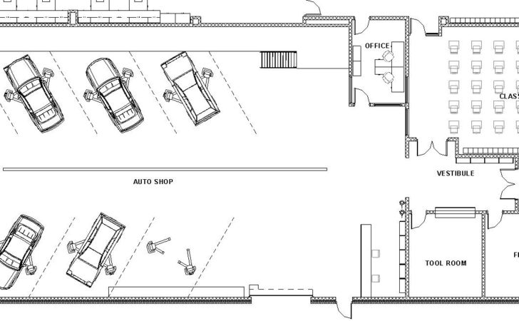 Lake Central High School Room Concepts February