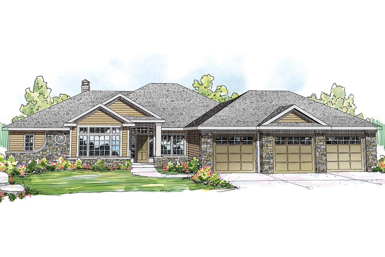 Lake House Plans Cottage