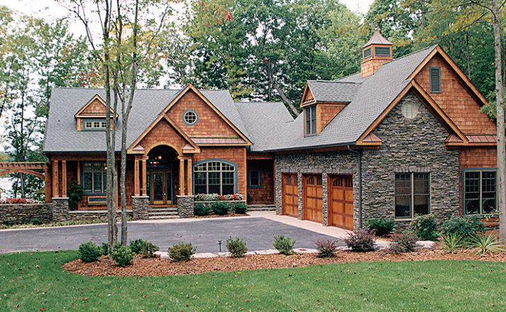 Lakeside House Plans Home