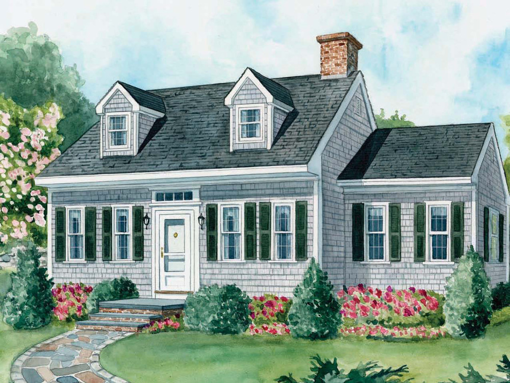 Landscaping Cape Cod Style Houses Best
