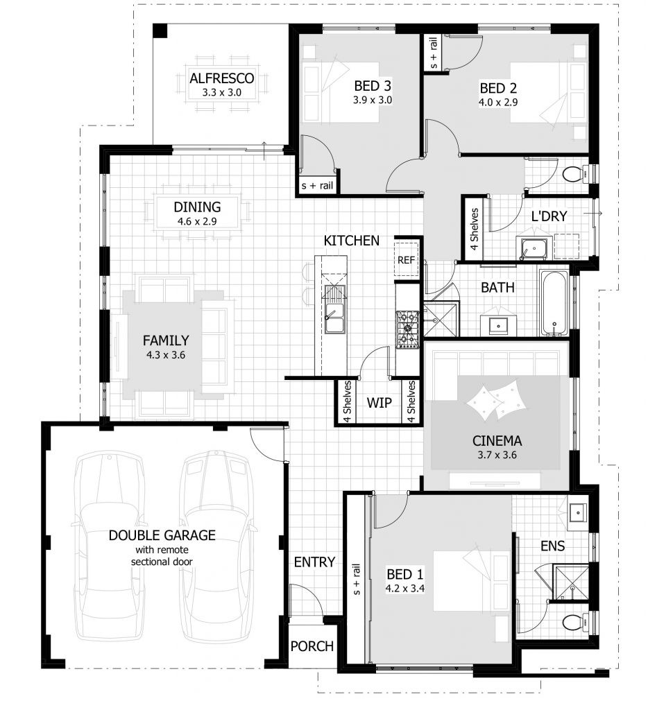Large Bedroom House Plans Luxury Over Premium