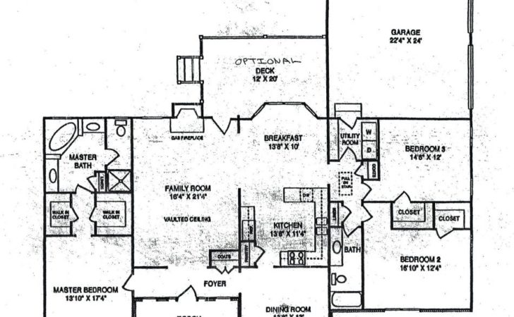 Large Floor Plans Small House