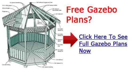 Large Gazebo Plans Choose Best